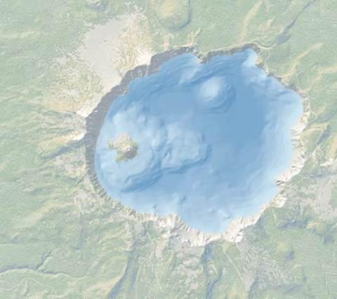 craterrelief